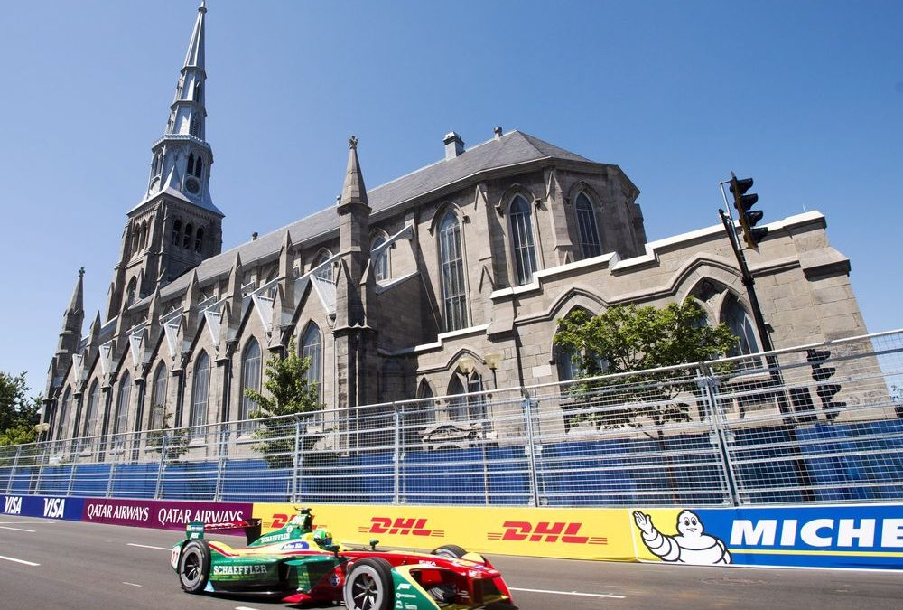 Montreal Formula-E Finale Cancelled