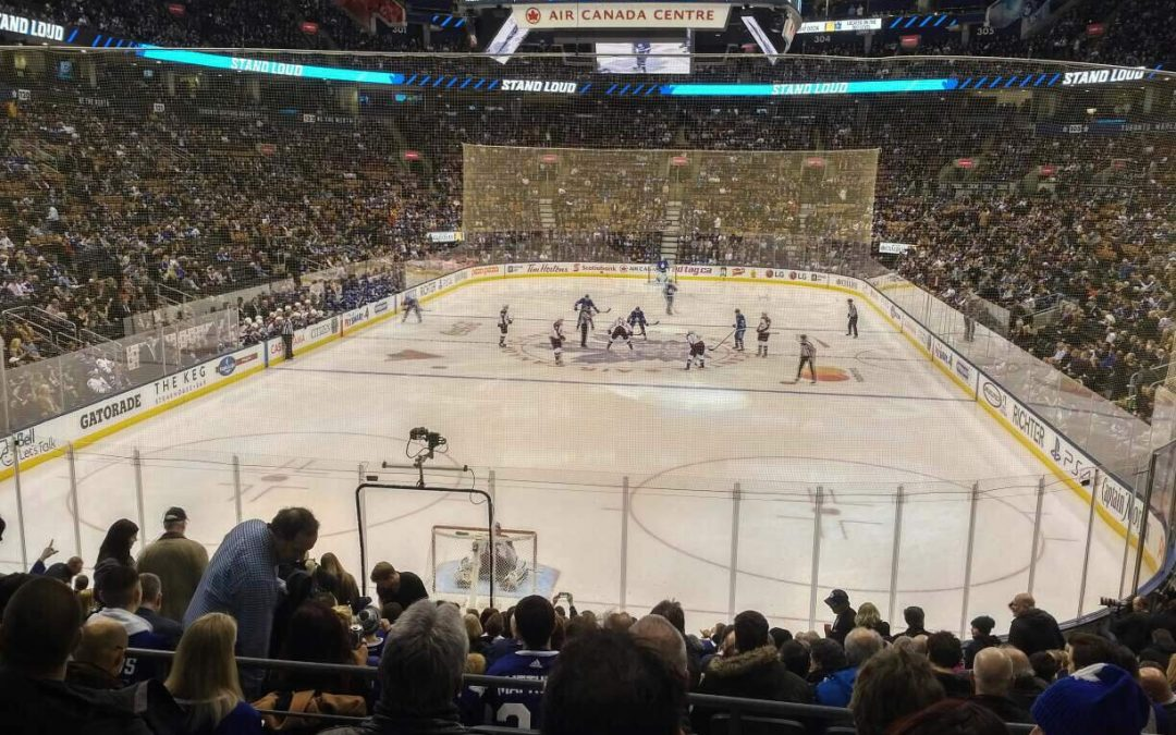 Video Review of Air Canada Centre – Home of the Toronto Maple Leafs