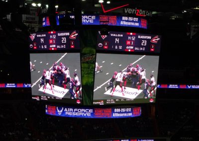 Capital One Arena Video Board