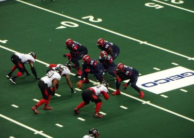 Capital One Arena, Washington Valor in Action