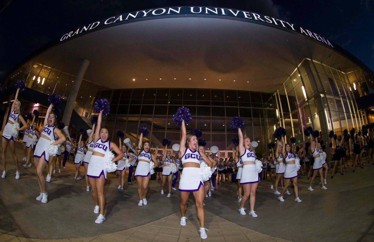 Grand Canyon University Arena Grand Canyon Antelopes
