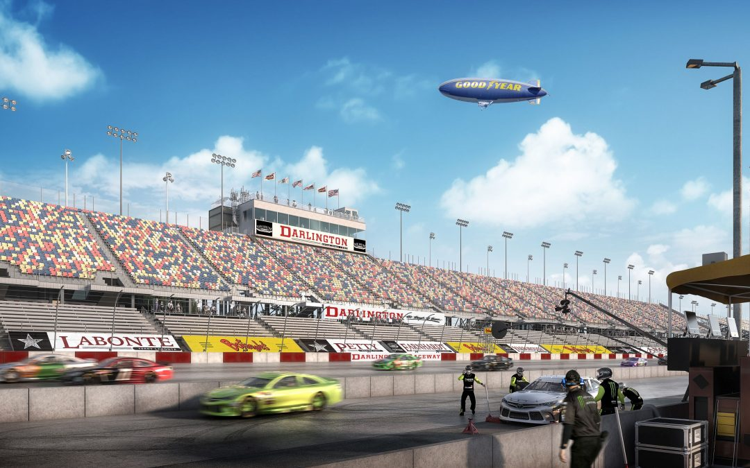 Darlington Raceway Renovations To Begin