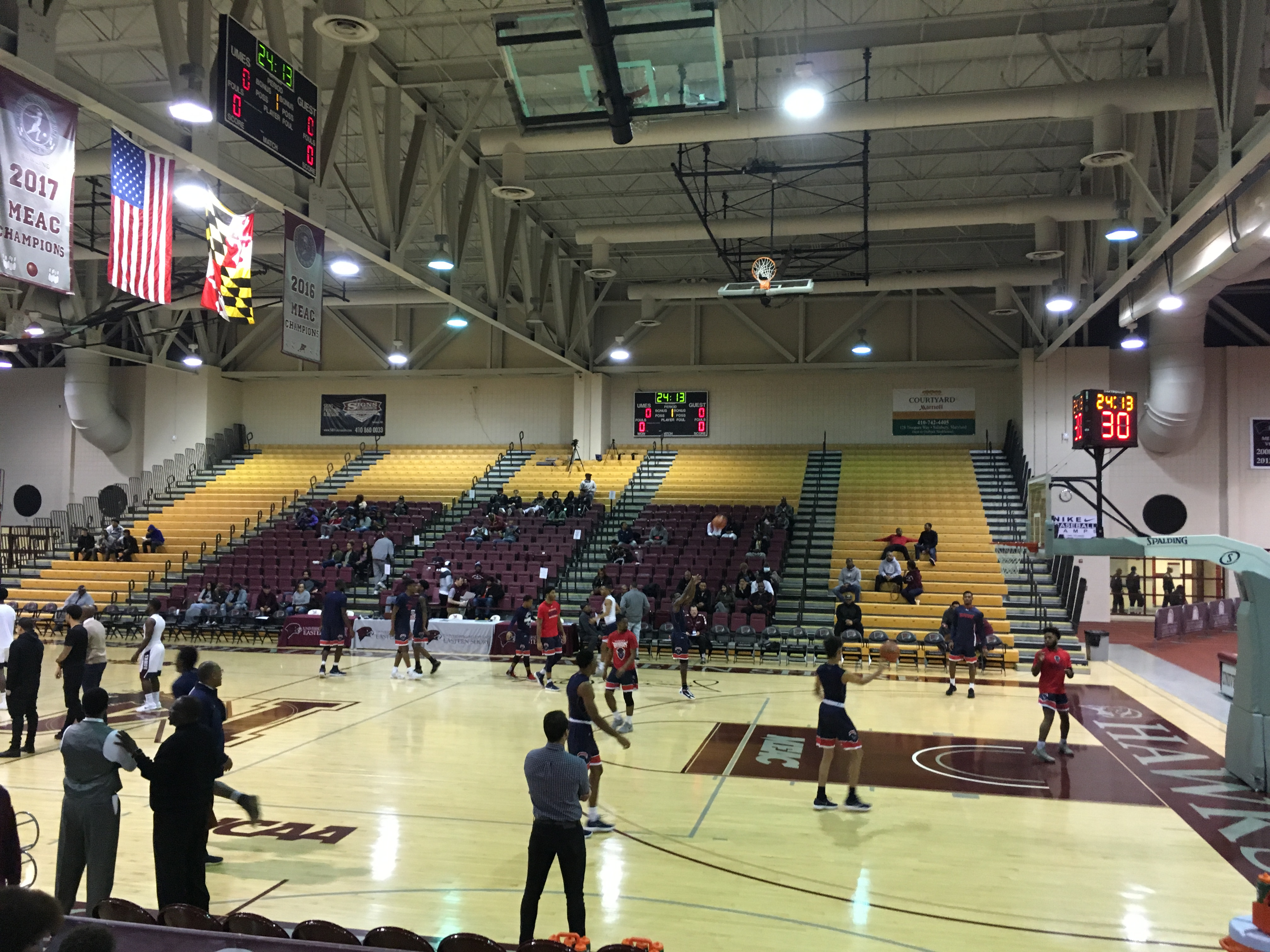 William P. Hytche Athletic Center – Maryland-Eastern Shore ...