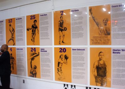 Bill Green Arena Past Players
