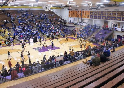 Bill Green Arena View
