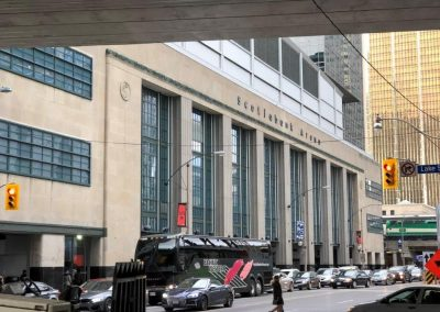 Scotiabank Arena Entrance