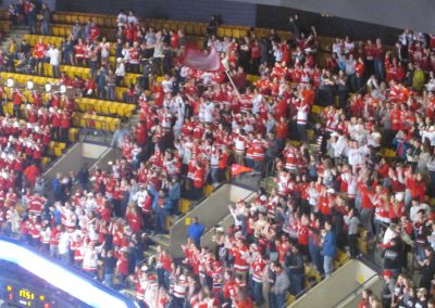 BU Student Section