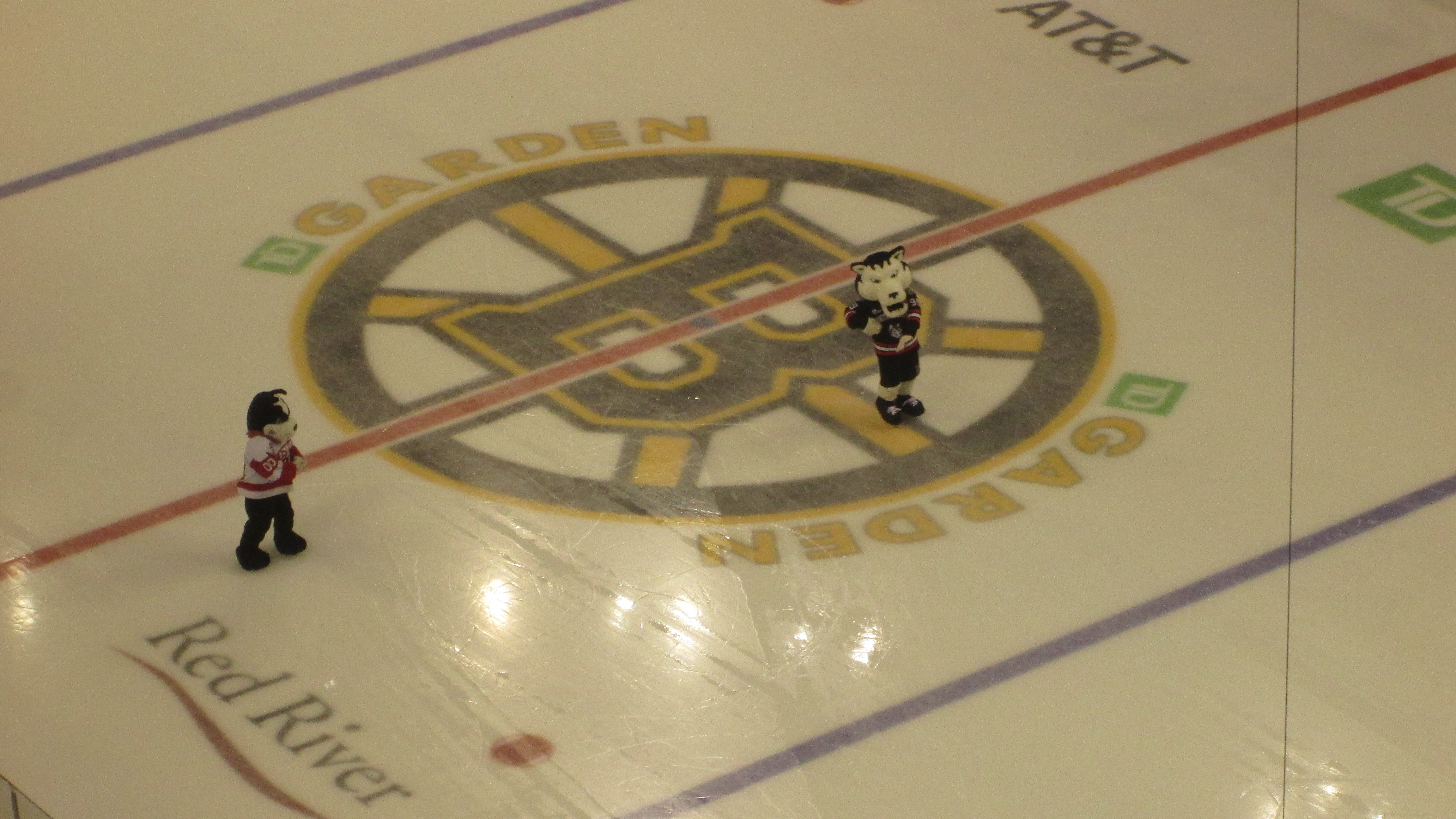 TD Garden – Beanpot Tournament | Stadium Journey