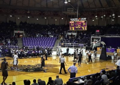 William Nicks Building, Prairie View A&M Panthers in Action