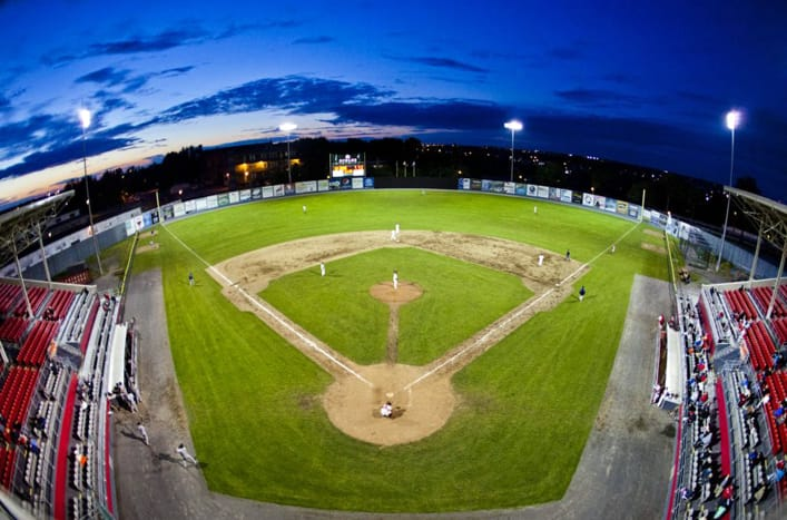 Video Review – Stereo Plus Stadium, Home of the Trois-Rivieres Aigles
