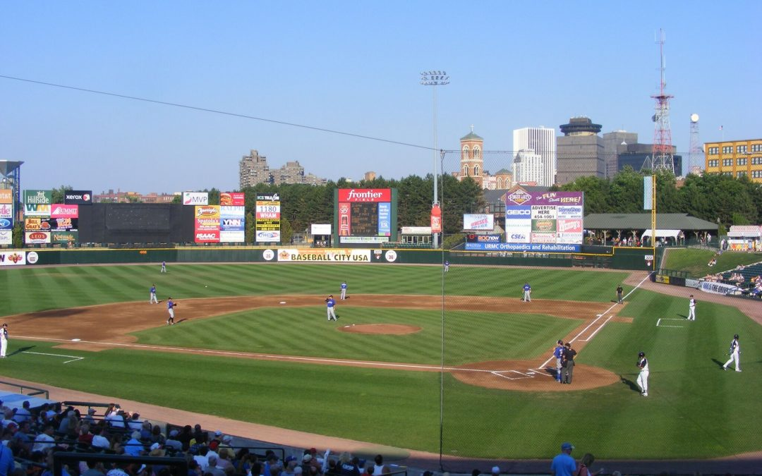 Red Wings, County at Odds Over Lease Agreement