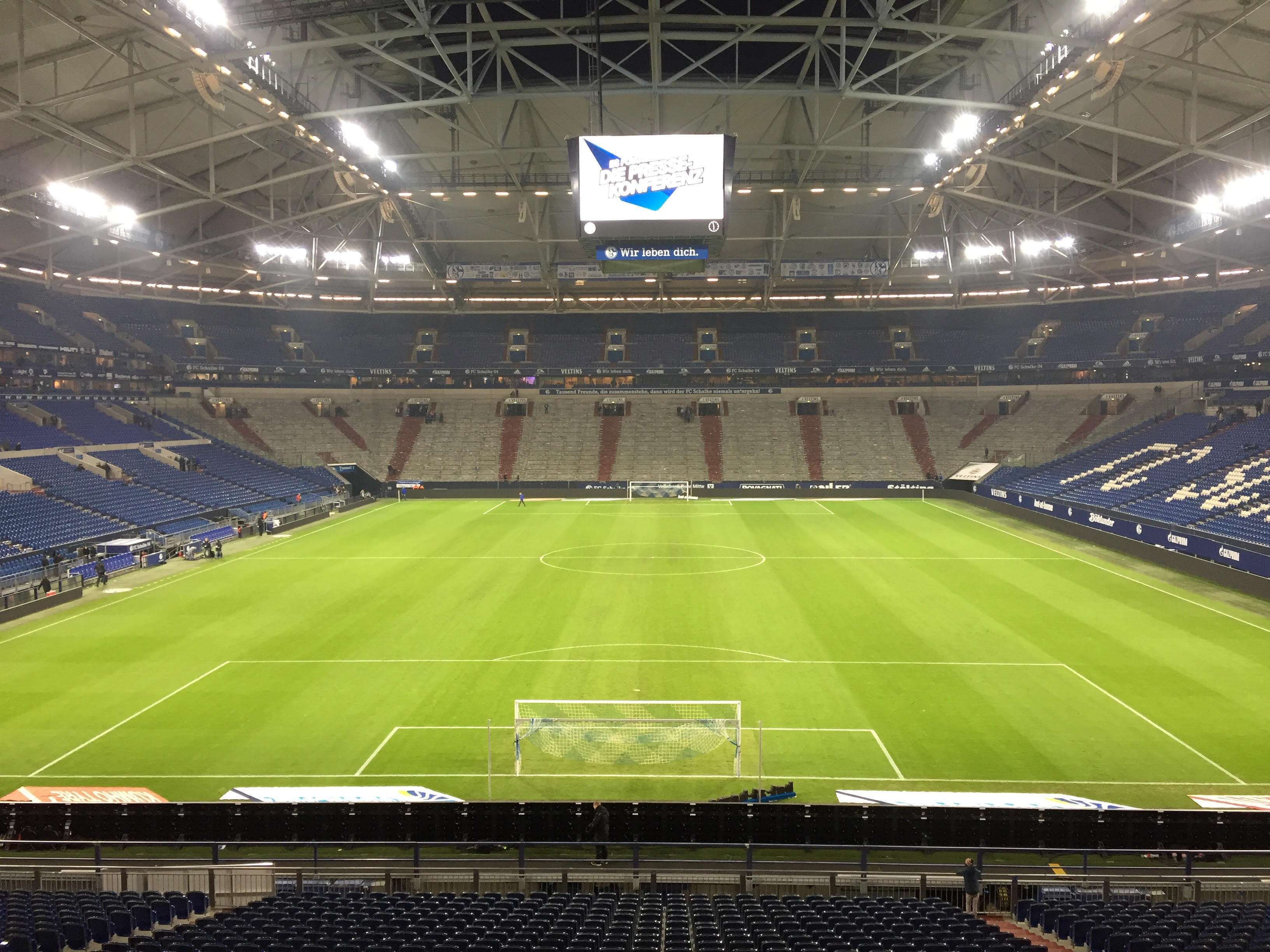 Veltins-Arena – FC Schalke 04 | Stadium Journey