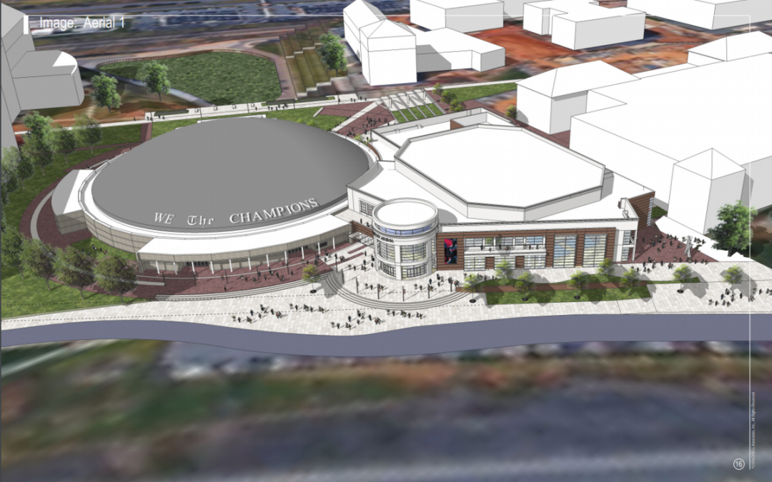 Liberty University Planning New Arena for 2020