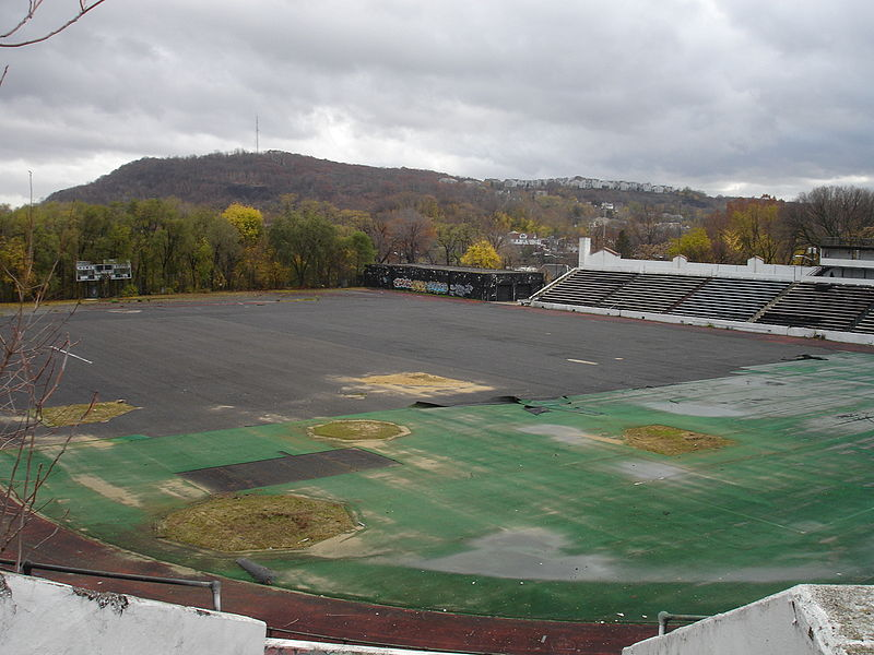 US Department of Interior Grant Helps Hinchliffe Stadium