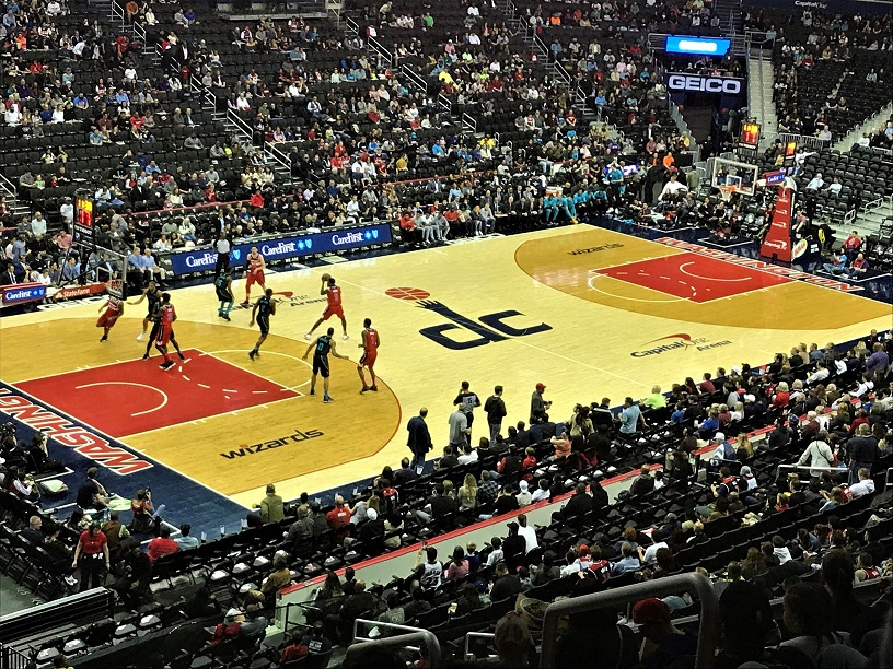 Capital One Arena – Washington Wizards