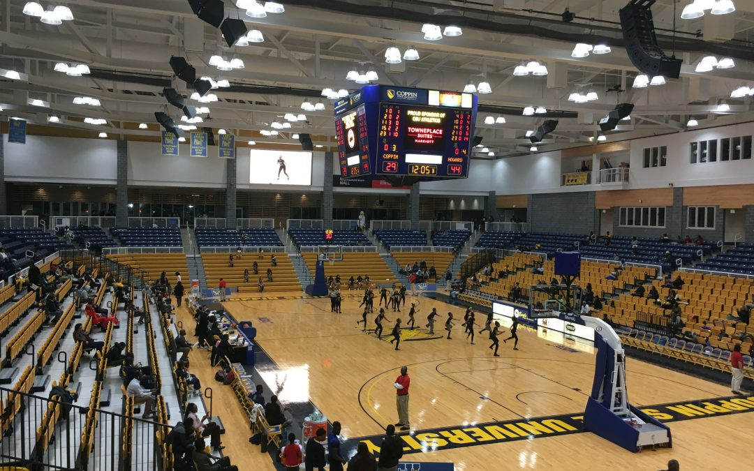 Physical Education Complex – Coppin State Eagles