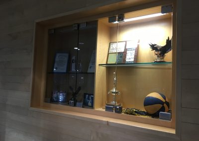 Awards And Trophy Case