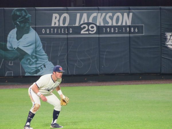 Bo Still Knows Auburn Baseball