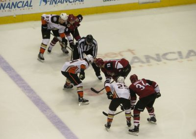 Faceoff Formation
