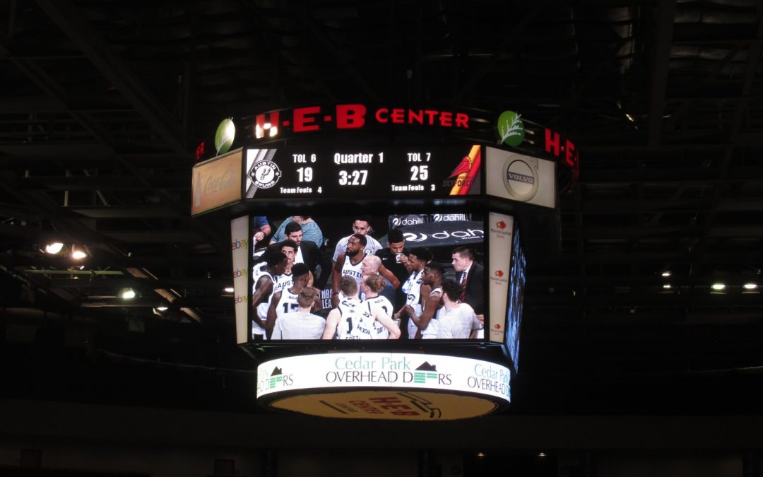 H-E-B Center at Cedar Park – Austin Spurs