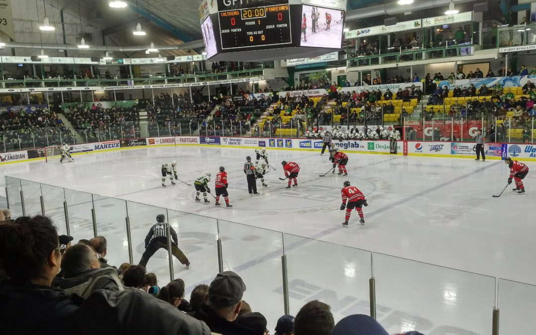 Centre Air Creebec – Val D'Or Foreurs