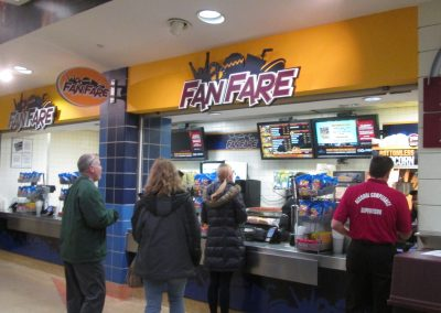 Quicken Loans Concession Stand
