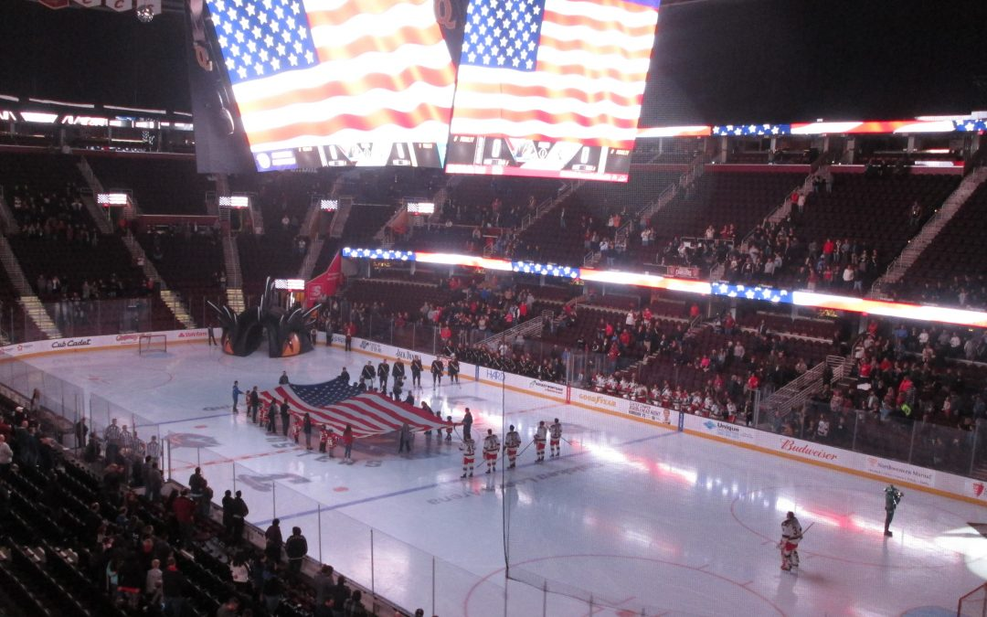 Quicken Loans Arena – Cleveland Monsters