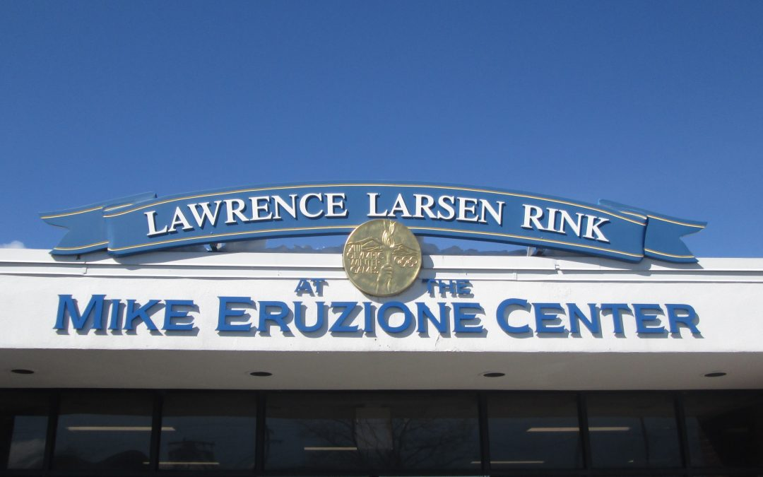 Lawrence Larsen Rink at Mike Eruzione Center – Boston Blades