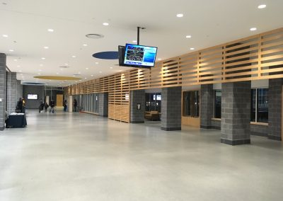 Main Entrance Concourse