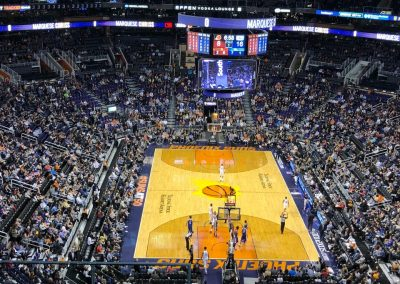 Overview of Suns' Court