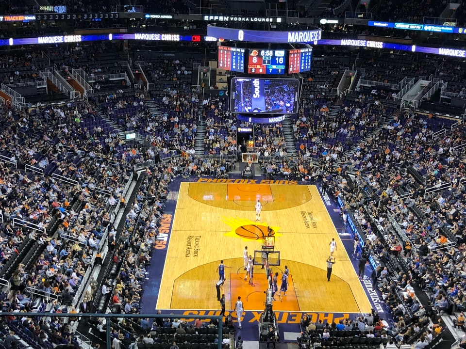 Overview Of Suns Court
