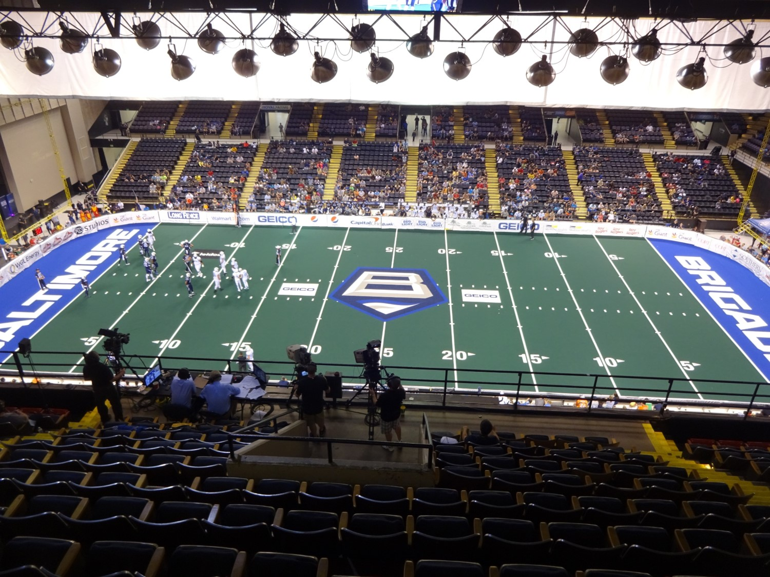 Royal Farms Arena – Baltimore Brigade | Stadium Journey