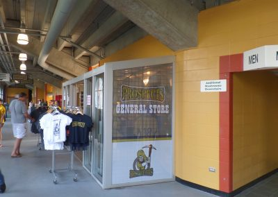 Prospects Store at Re/Max Field
