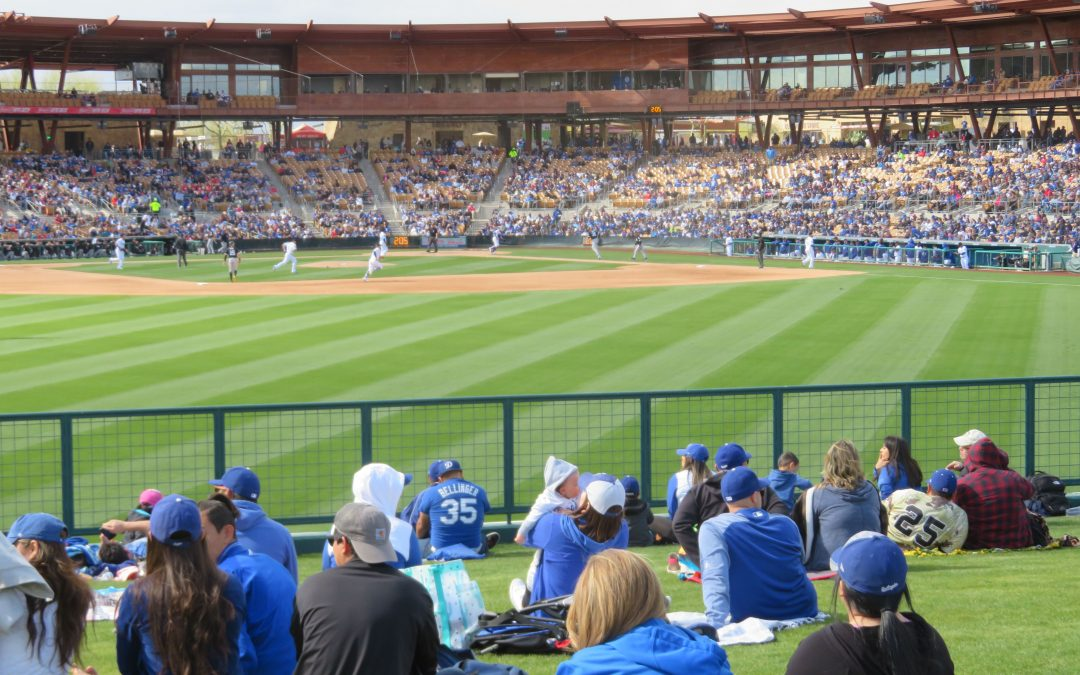 Camelback Ranch – Los Angeles Dodgers Spring Training