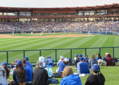 View From the Berm