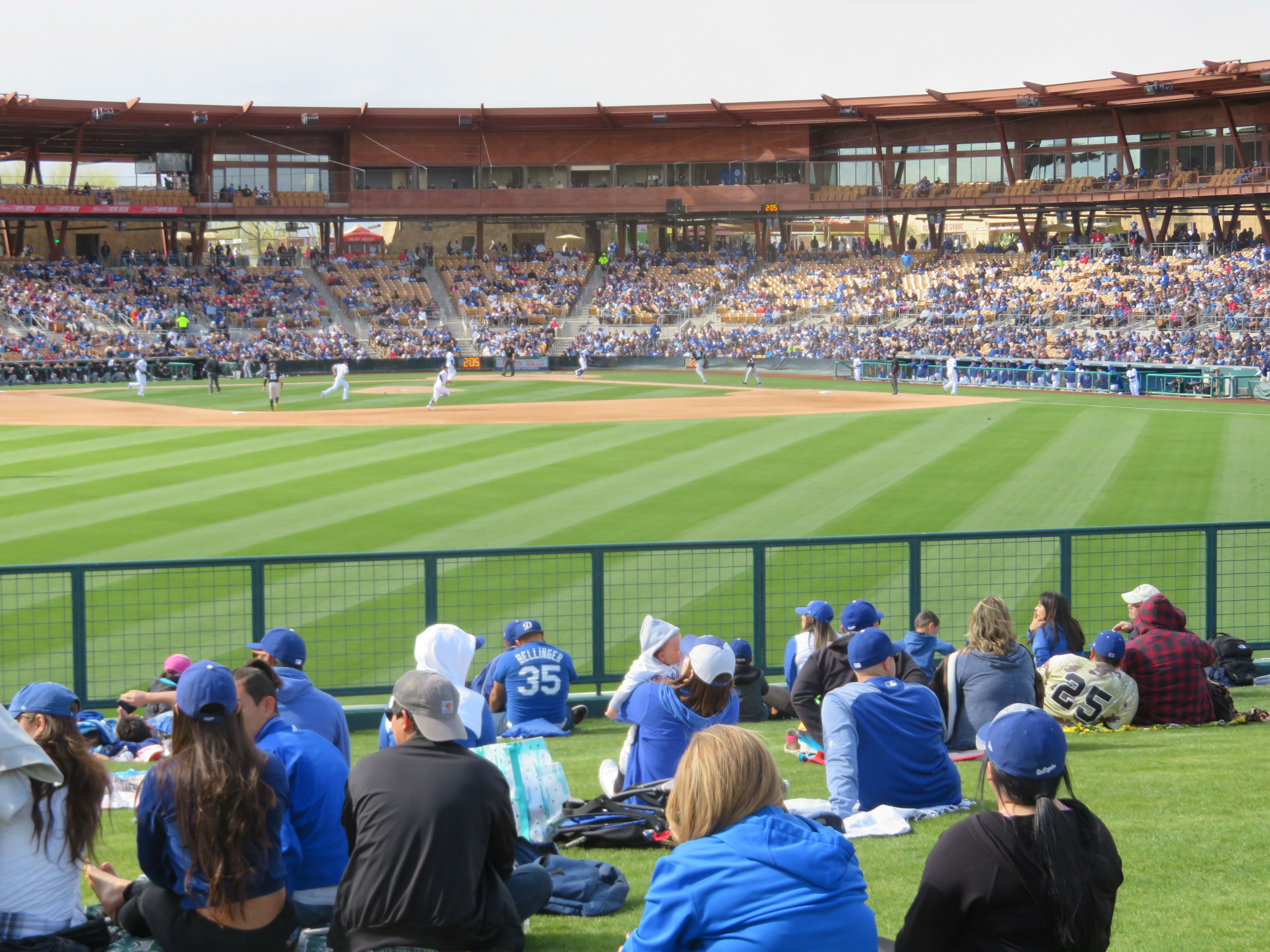 Camelback Ranch Los Angeles Dodgers Spring Training