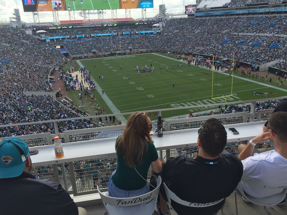 After Years Of Sub Par Performance And Sub Par Fan Attendance, The Jacksonville  Jaguars Are Making Some Changes After Their AFC Title Push ...