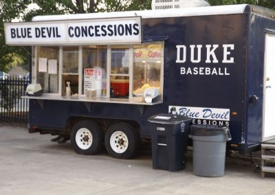 Jack Coombs Field Concessions