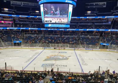 Amway Center, Center View