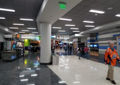 Amway Center Concourse