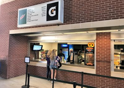 Baylor Ballpark Concessions