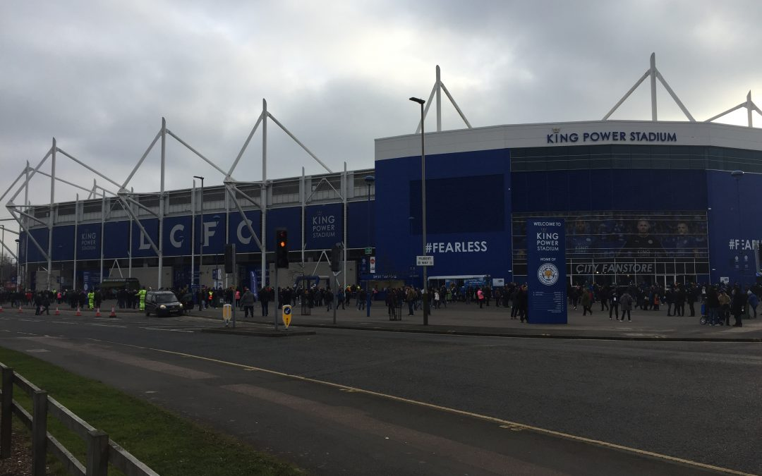 Leicester City to Begin Expansion of King Power Stadium