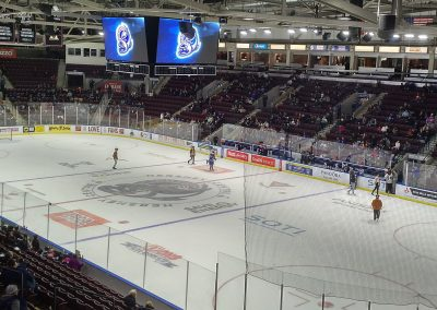 Corner View at Hershey Centre
