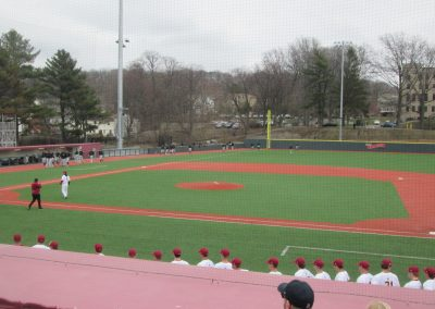 Brighton Field from First Base Line