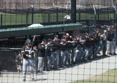 Bryant Dugout at Conaty Park