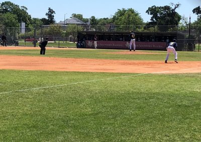 MacGregor, Texas Southern Tigers in Action
