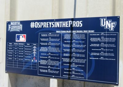Osprey's That Made the MLB