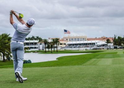Teeing Off at Trump Doral