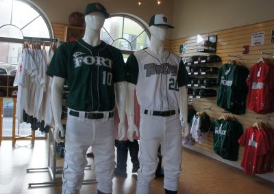 Parkview Field Uniforms