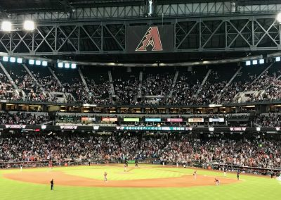 Chase Field Grandstand